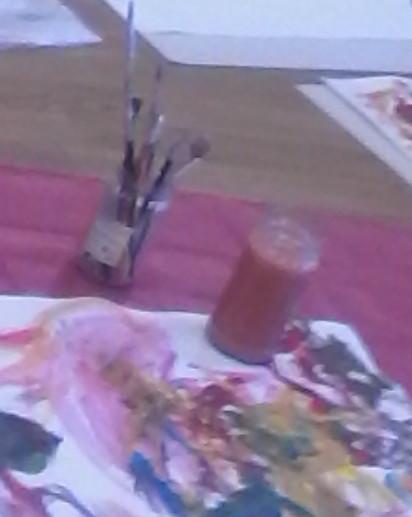 Wielkie przedsylwestrowe malowanie :)
